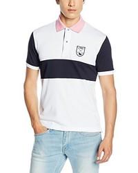 Camisa polo blanca de TORO