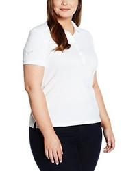 Camisa polo blanca de Trigema