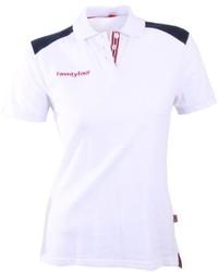 Camisa polo blanca de Twentyfour