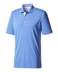 Camisa Polo Celeste de adidas