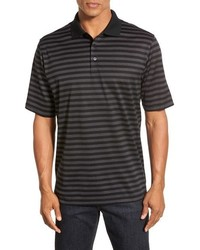 Camisa polo de rayas horizontales