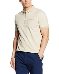 Camisa polo en beige de Celio