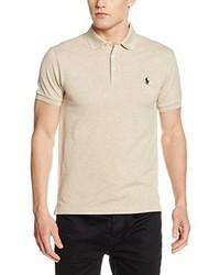 Camisa polo en beige de Polo Ralph Lauren
