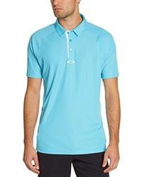 Camisa polo en turquesa de Oakley