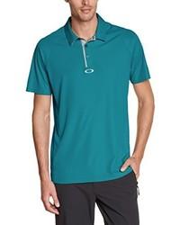 Camisa polo en verde azulado de Oakley