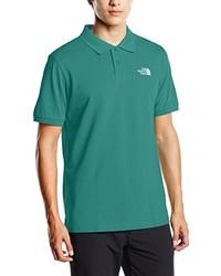 Camisa polo en verde azulado de The North Face