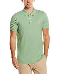 794209a4d2 Comprar una camisa polo en verde menta Tommy Hilfiger | Moda para ...