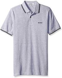 Camisa polo gris de Ben Sherman