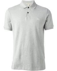 Comprar una camisa polo gris Burberry  f1c80b5feab44