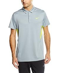 Camisa polo gris de Nike