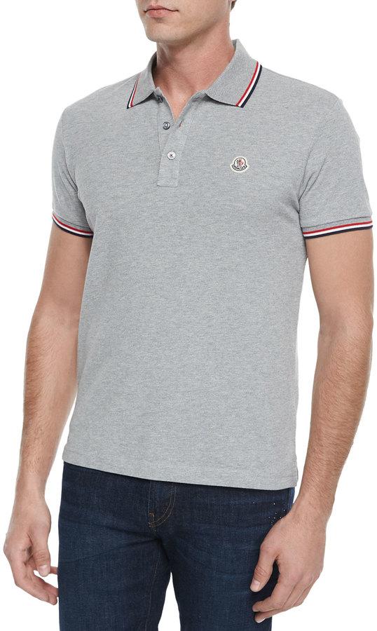Moncler Camisas morado