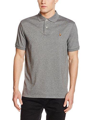 f040a84d1 Camisa polo gris de Polo Ralph Lauren