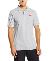 Camisa polo gris de The North Face