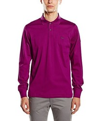 Camisa Polo Morado de Harmont & Blaine