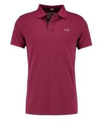 Camisa Polo Morado de Hollister Co.