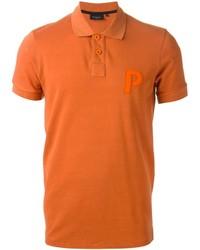 Camisa polo naranja de Paul Smith