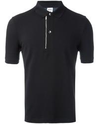 Camisa polo negra de Armani Collezioni