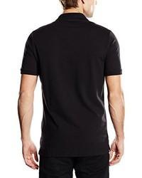 aaaff2b488de2 ... Camisa polo negra de Calvin Klein Jeans ...