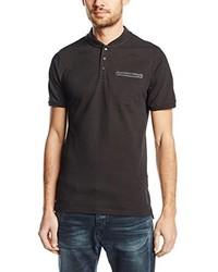 9163d471dad33 Comprar una camisa polo negra Calvin Klein Jeans