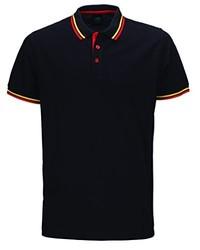 Camisa polo negra de Dickies