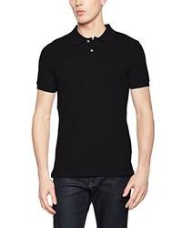 Camisa polo negra de Esprit