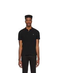 Camisa polo negra de Etro