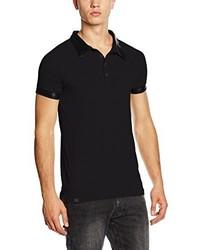 Camisa polo negra de Hope'N Life