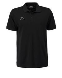 Camisa Polo Negra de Kappa