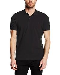 Camisa polo negra de ONLY & SONS