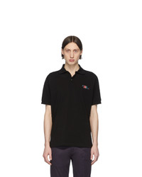 Camisa polo negra de Paul Smith