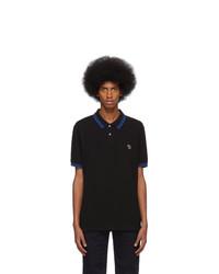 Camisa polo negra de Ps By Paul Smith