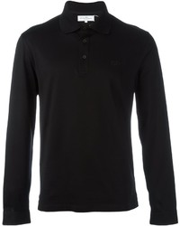 Camisa Polo Negra de Salvatore Ferragamo