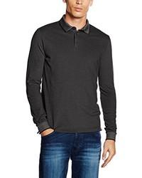 Camisa polo negra de Wrangler