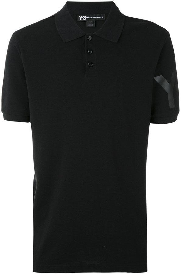280a3c7c757f9 Camisa Polo Negra de Y-3  dónde comprar y cómo combinar