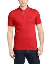 Camisa polo roja de Ben Sherman