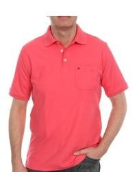 Camisa polo roja de Casamoda