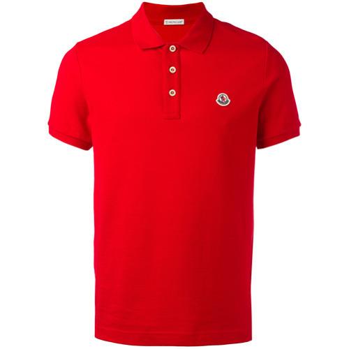 Moncler Shirts rojas