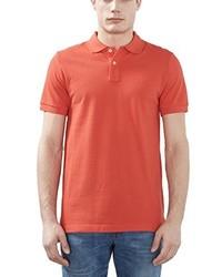 Camisa polo roja de Esprit