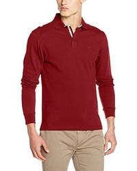 Camisa polo roja de Hackett London