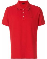 Camisa polo roja de Jacob Cohen