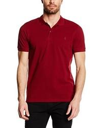 Camisa polo roja de ONLY & SONS