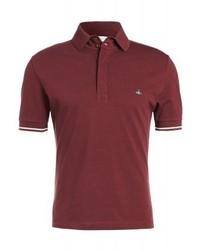 Camisa Polo Roja de Vivienne Westwood
