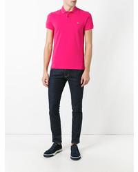 2e521e8b3ec Camisa polo rosa de Etro, €167 | farfetch.com | Lookastic España