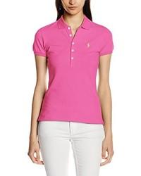 Camisa polo rosa de Polo Ralph Lauren