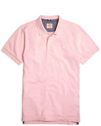 Camisa polo rosada