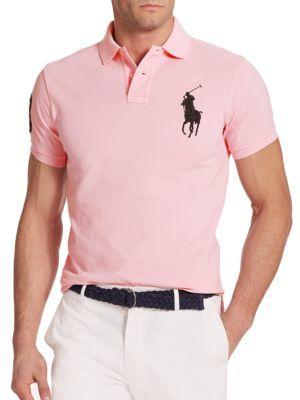 ... Camisa Polo Rosada de Polo Ralph Lauren