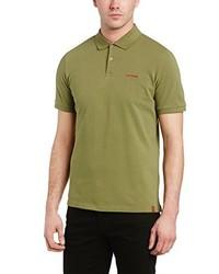 Camisa polo verde oliva de Ben Sherman