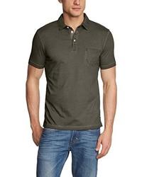 Camisa polo verde oliva de Marc O'Polo