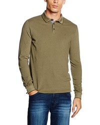 Camisa polo verde oliva de Wrangler