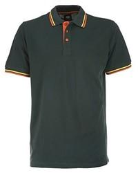 Camisa polo verde oscuro de Dickies